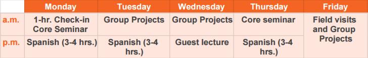 weekly-schedule